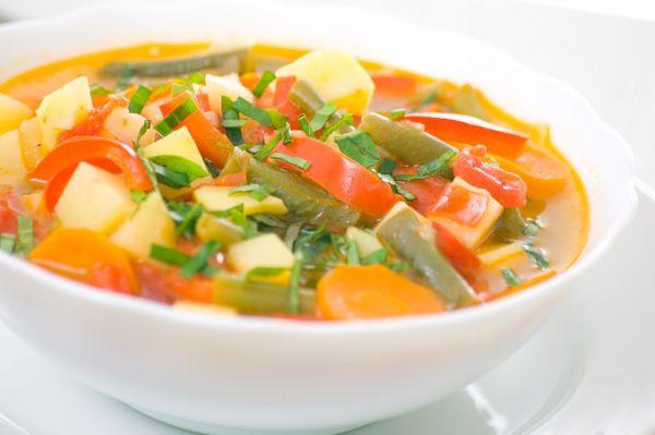Francúzska zeleninová polievka |