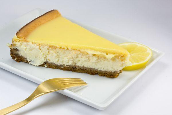Citrónový cheesecake |