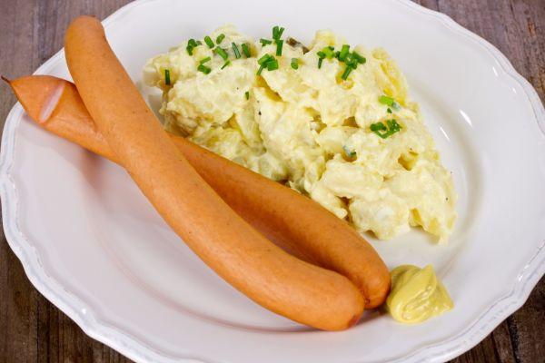 Krémové zemiaky s pórom |