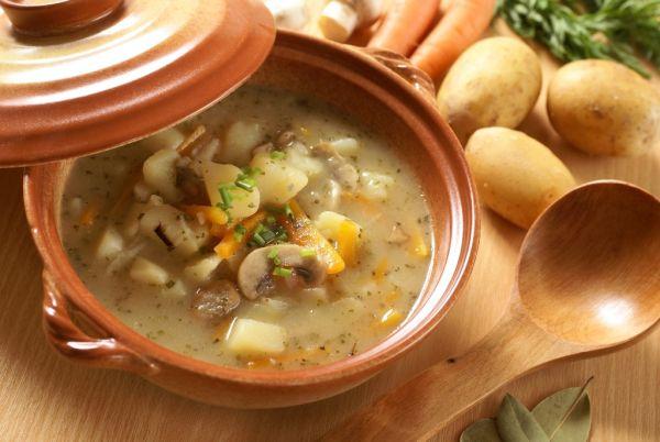 Sýta zemiaková polievka |