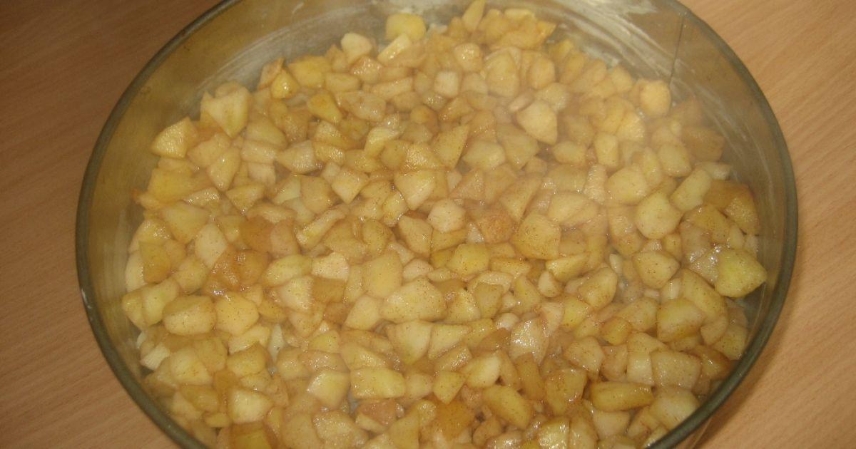 Zapekané jablkové rezance, fotogaléria 5 / 7.