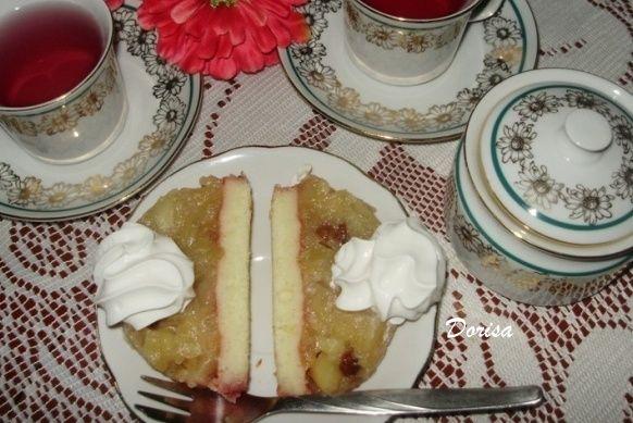 Jablkový koláčik |