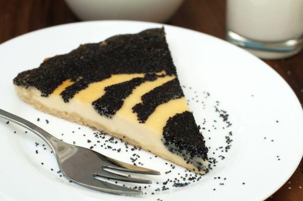 Makový cheesecake |