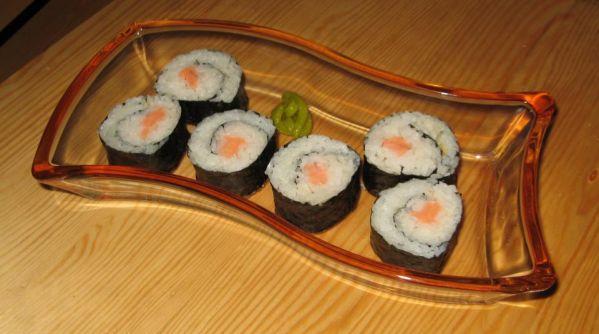 Moje sushi |