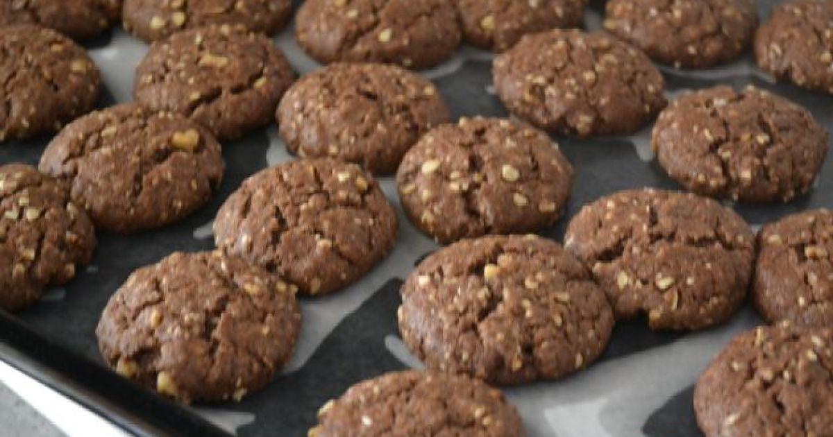 Čokoládové cookies s ovsenými vločkami, fotogaléria 11 ...