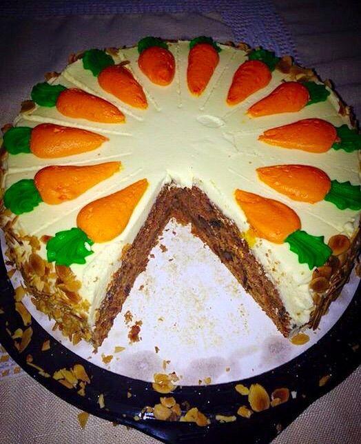 Mrkvový koláč |