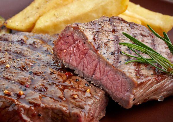 Marinovaný steak |