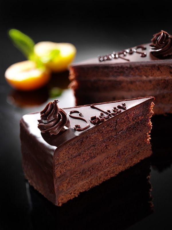 Sacherova torta |