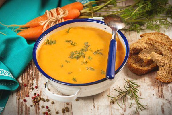 Zeleninová polievka s tekvicou |