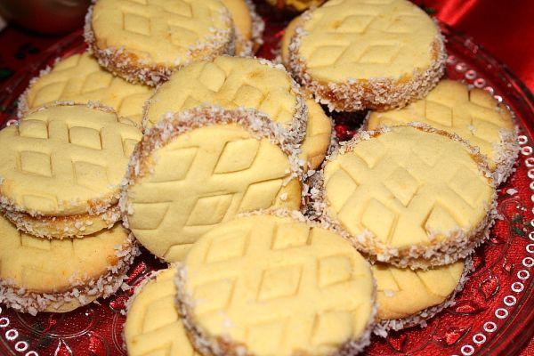 Strapaté pudingové sušienky |