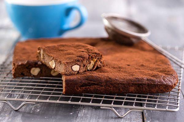 Čokoládový brownie z tofu |