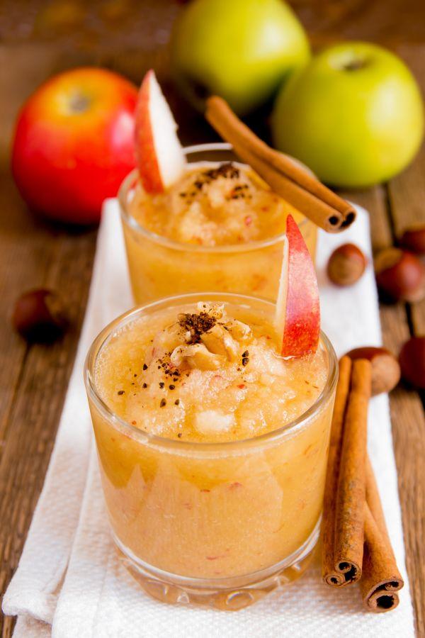 Jablkový dezert so škoricou |