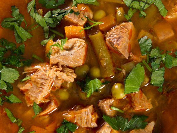 Netradičná hovädzia polievka |